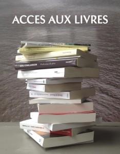 WP Acces livres